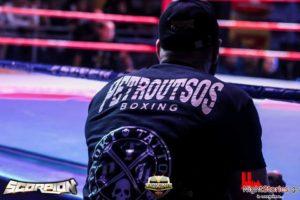 προπονητής πυγμαχίας Πετρουτσος
