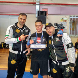 2o φεστιβάλ πυγμαχίας, Petroutsos Boxing Team